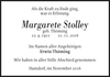 Margarete Stolley