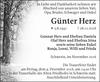 Günter Herz