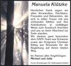 Manuela Klützke