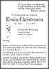 Erwin Christensen