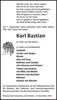Karl Bastian