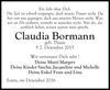 Claudia Bormann
