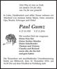 Paul Gumz