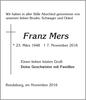 Franz Mers