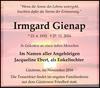 Irmgard Gienap