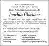 Joachim Glöckner