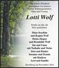 Lotti Wolf