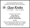 Uwe Krebs