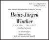 Heinz-Jürgen Winther