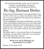 Dr.-Ing. Hartmut Drebes