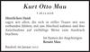 Kurt Otto Mau