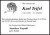 Karl Teifel