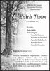 Edith Timm