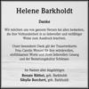 Helene Barkholdt