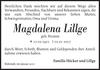 Magdalena Lillge