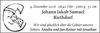 Johann Jakob Samuel Riethdorf