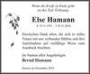 Else Hamann