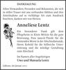 Anneliese Lentz