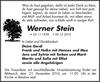 Werner Stein