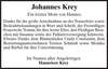 Johannes Krey