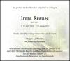 Irma Krause