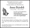 Anna Dziedek