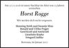Horst Rogge