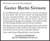 Gustav Martin Sörensen