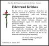 Edeltraud Krickau