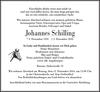 Johannes Schilling
