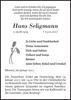 Hans Seligmann