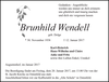 Brunhild Wendell