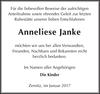 Anneliese J Anke