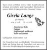 Gisela Lange