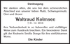 Waltraud Kolmsee