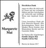 Margarete Mai