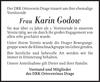 Karin Godow