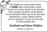 Dietlinde Und Heinz Wittfoot