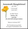 Annemuth Maegdefessel