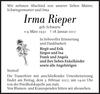 Irma Rieper
