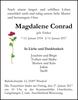 Magdalene Conrad