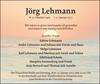 Jörg Lehmann