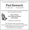Paul Kawasch
