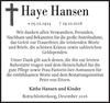 Haye Hansen