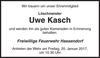 Uwe Kasch