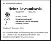 Heinz Lewandowski
