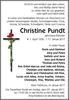 Christine Pundt