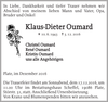 Klaus-Dieter Oumard