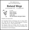 Roland Wege