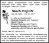 Ulrich Prignitz